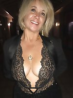 Sensational mature mamas in provocative underwear