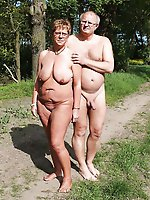 Superb older grannies getting pleasured on camera