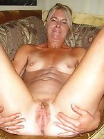 Mature bitch enjoying a huge cock so much