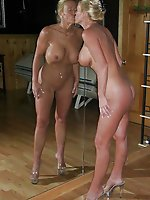 European experienced housewives getting nude