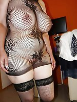 Voluptuous mature cougars get ready for sex