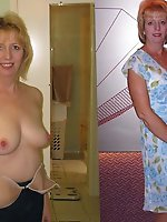 Voluptuous older GFs trying to tease