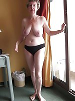 Extravagant mature ladies in their solo play