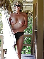 Glamorous mature mistress cheating like a pro