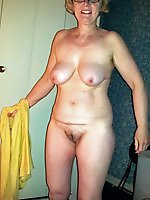 Naughtiest older momma exposing her sexy curves