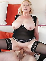 Mature mistresses posing naked