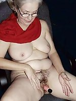 Curvy older bitch loves a tasty cock so much