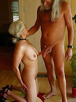 Gorgeous mature dames in their solo play