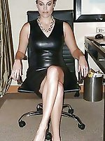 Classy experienced businesswomen getting pleasured on cam