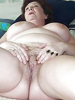 Pretty mature mamas having giant breasts