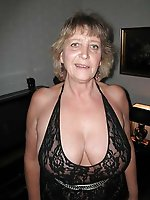 Awesome mature girl trying to seduce