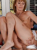 Older girls intensively fucked